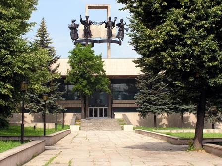Тульский государственный академический театр драмы имени М. Горького