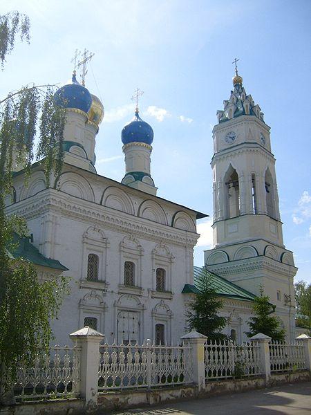 Благовещенская церковь в Туле
