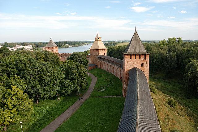 Новгородский Кремль-Детинец