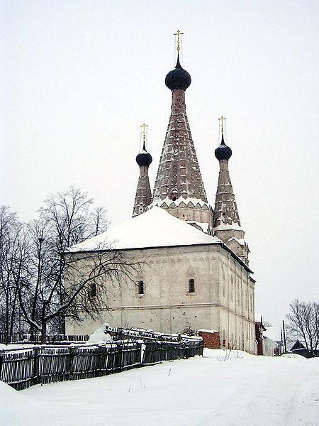 Успенская Дивная церковь  в Угличе